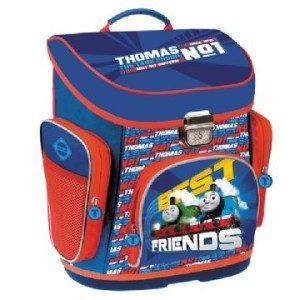 Thomas tog skoletaske