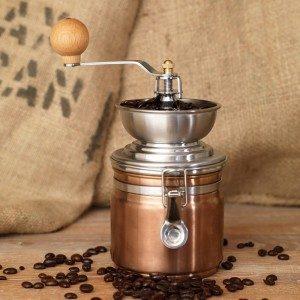 test af kaffekværn