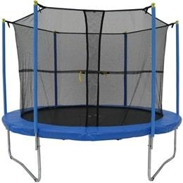 bedste trampolin