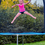 trampolin test