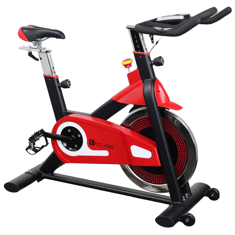 Spinningcykel test