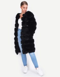 Faux fur jakke guide