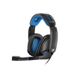 Gamer headset test