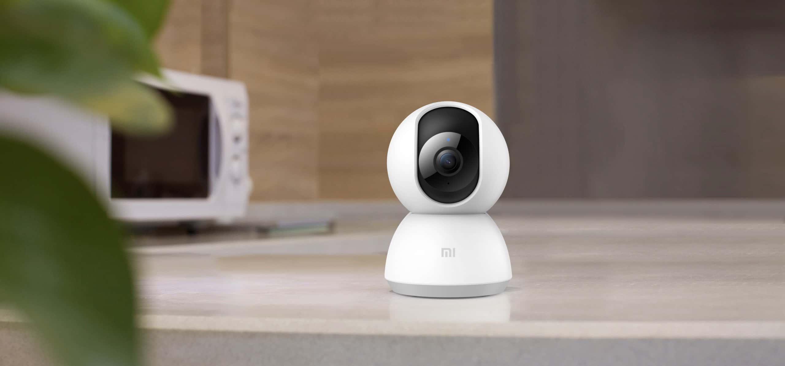 Produktbillede af Xiaomi Mi Home Overvågningskamera. Bedst i test 2. plads. Bedste indendørs overvågningskamera.